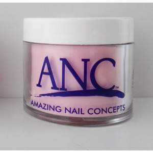 ANC Dip Powder - CRYSTAL EXTRA DARK PINK #CEDP02 2 oz. - part of the ANC Acrylic Nails Dipping System (24272)