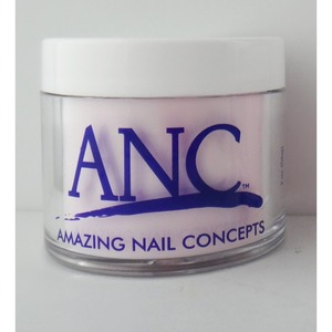 ANC Dip Powder - CRYSTAL LIGHT PINK #CLP02 2 oz. - part of the ANC Acrylic Nails Dipping System (24270)