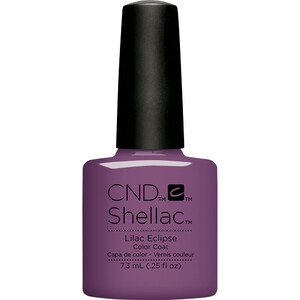 CND Shellac - Fall 2017 NightSpell Collection - Lilac Eclipse 0.25 oz. - The 14 Day Manicure is Here! (768792)