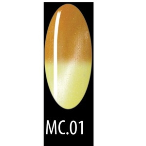 Cateye 3D Gel Polish - MOOD CHANGING - .5oz - Color #MC.01 (#MC.01)