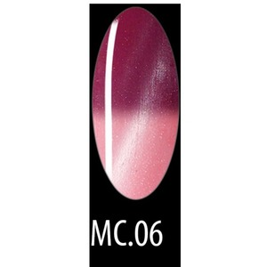 Cateye 3D Gel Polish - MOOD CHANGING - .5oz - Color #MC.06 (#MC.06)