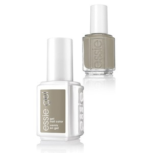 Essie Gel & Essie Lacquer Duo - Wild Nudes Collection - EXPOSED - 1 Gel Nail Color + 1 Enamel Nail Color (#1127G - #1127)