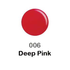 DND Duo Gel Pack - DC Collection - DEEP PINK - #006 1 Gel Polish 0.47 oz. + 1 Lacquer 0.47 oz. in Matching Color (DND-DC-006)