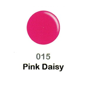 DND Duo Gel Pack - DC Collection - PINK DAISY - #015 1 Gel Polish 0.47 oz. + 1 Lacquer 0.47 oz. in Matching Color (DND-DC-015)