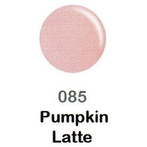 DND Duo Gel Pack - DC Collection - PUMPKIN LATTE - #085 1 Gel Polish 0.47 oz. + 1 Lacquer 0.47 oz. in Matching Color (DND-DC-085)