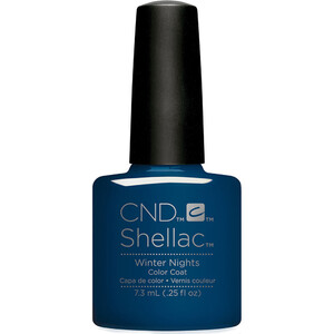 CND Shellac - Glacial Illusion The Collection - Winter Nights 0.25 oz. - The 14 Day Manicure is Here! (768785)