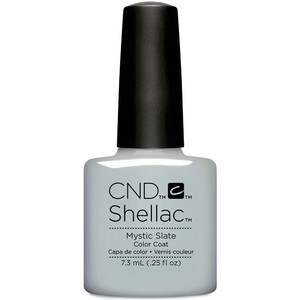 CND Shellac - Glacial Illusion The Collection - Mystic Slate 0.25 oz. - The 14 Day Manicure is Here! (768784)