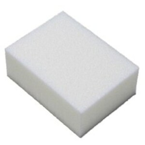 "Mini Nail Buffer - White-White 100120 Grit Case of 1500 Pieces - 1""x1.375""x0.5"" Each (10832-MBWW4)"