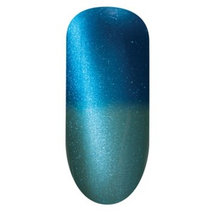 La Palm Gel II No Base Coat Gel Polish - Cateye Reaction - SASSY SAPPHIRE (#R239)