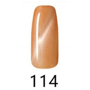 Cateye 3D Gel Polish 0.5 oz. - Color #114 (#114)