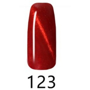 Cateye 3D Gel Polish 0.5 oz. - Color #123 (#123)