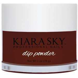 Kiara Sky Dip Powder - Dream of Paris Collection - HAUTE CHOCOLATE - #D571 1 oz. (#D571)