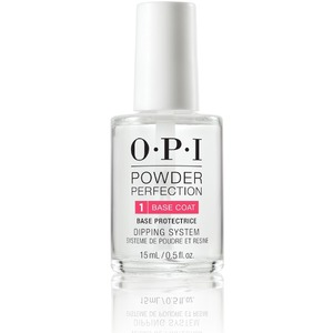 OPI Powder Perfection - Dipping Powder Liquids - STEP 1 BASE COAT 0.5 oz. (#DPT10)