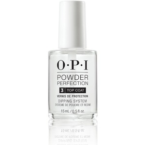 OPI Powder Perfection - Dipping Powder Liquids - STEP 3 TOP COAT 0.5 oz. (#DPT30)