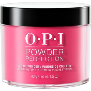 OPI Powder Perfection - Color Dipping Powder - Strawberry Margarita 1.5 oz. (#DPM23)