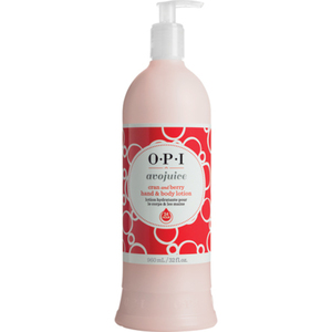 OPI Avojuice Hand & Body Lotion - Cran and Berry 32 oz. (AVC17)