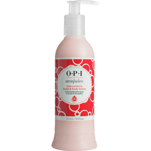 OPI Avojuice Hand & Body Lotion - Cran and Berry 8.5 oz. (AVC18)