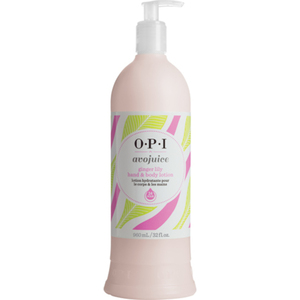 OPI Avojuice Hand & Body Lotion - Ginger Lily 32 oz. (AVG07)