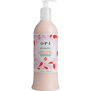 OPI Avojuice Hand & Body Lotion - Peony and Poppy 20 oz. (AVP06)