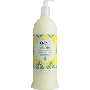 OPI Avojuice Hand & Body Lotion - Sweet Lemon Sage 32 oz. (AVP17)