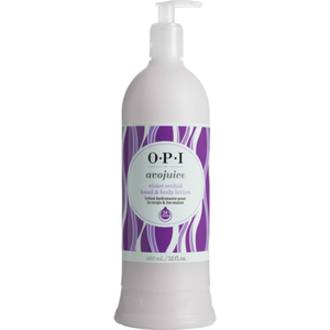 OPI Avojuice Hand & Body Lotion - Violet Orchid 32 oz. (AVV07)