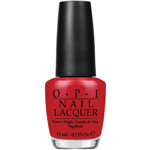 OPI Nail Lacquer - Red Hot Rio 0.5 oz. (NLA70)