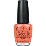 OPI Nail Lacquer - Where Did Suzi's Man-go? 0.5 oz. (NLA66)