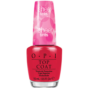 OPI Nail Lacquer - Top Coat Be Magentale with me 0.5 oz. (9477214)