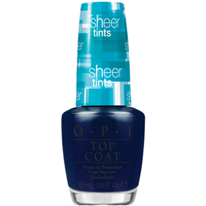 OPI Nail Lacquer - Top Coat I Can Teal You Like Me 0.5 oz. (9463716)