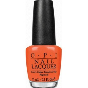 OPI Nail Lacquer - A Good Man-Darin Is Hard To Find 0.5 oz. (NLH47)