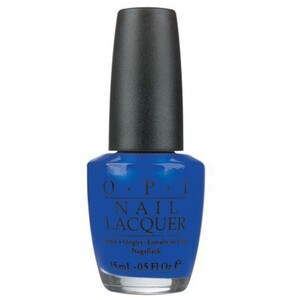 OPI Nail Lacquer - Blue My Mind 0.5 oz. (NLB24)