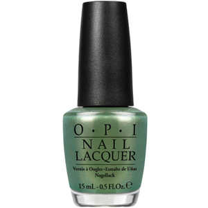 OPI Nail Lacquer - Coca-Cola 100th Anniversary - Visions of Georgia Green 0.5 oz. (NLC93)