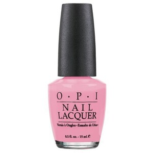 OPI Nail Lacquer - Pink-ing Of You 0.5 oz. (NLS95)