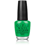 OPI Nail Lacquer - Tru Neon Collection - Green Come True 0.5 oz. (NLBC4)