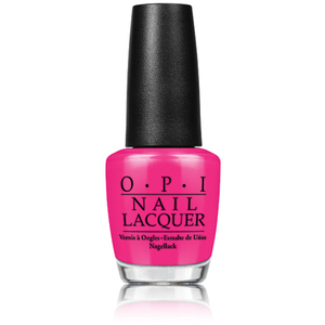 OPI Nail Lacquer - Tru Neon Collection - Precisely Pinkish 0.5 oz. (NLBC1)