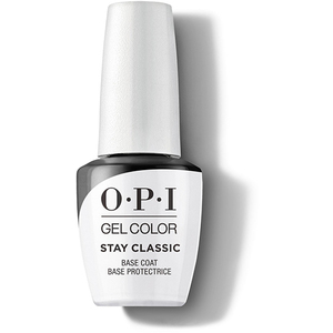 OPI GelColor Soak Off Gel Polish - Base Coat 0.5 oz. (GC010)