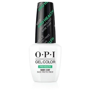 OPI GelColor Soak Off Gel Polish - PROHEALTH BASE COAT 0.5 oz. ()