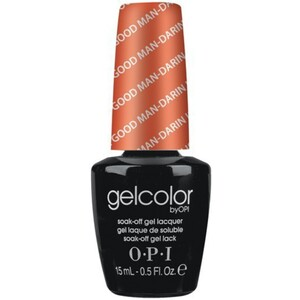 OPI GelColor Soak Off Gel Polish - A Good Man-Darin is Hard To Find 0.5 oz. (GCH47)