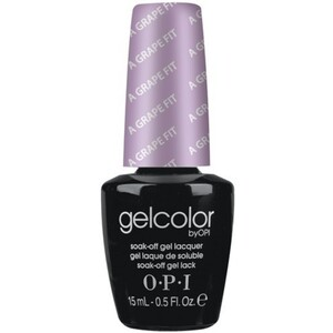 OPI GelColor Soak Off Gel Polish - A Grape Fit 0.5 oz. (GCB87)