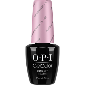 OPI GelColor Soak Off Gel Polish - Alice Collection - I'm Gown for Anything! 0.5 oz. (GCBA4)