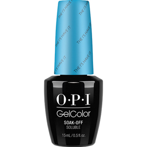 OPI GelColor Soak Off Gel Polish - Alice Collection - The I's Have It 0.5 oz. (GCBA1)