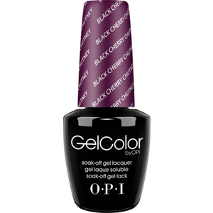 OPI GelColor Soak Off Gel Polish - Black cherry Chutney 0.5 oz. (GCI43)