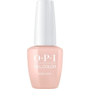 OPI GelColor Soak Off Gel Polish - BUBBLE BATH 0.5 oz. (GCS86A)