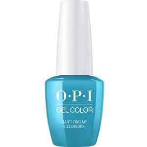 OPI GelColor Soak Off Gel Polish - CAN'T FIND MY CZECHBOOK 0.5 oz. (GCE75A)