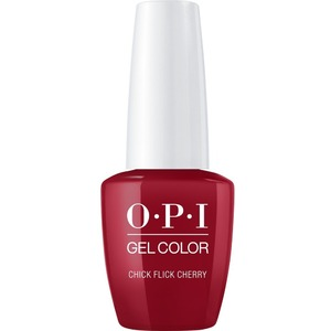 OPI GelColor Soak Off Gel Polish - CHICK FLICK CHERRY 0.5 oz. (GCH02A)