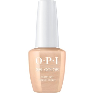 OPI GelColor Soak Off Gel Polish - COSMO-NOT TONIGHT HONEY 0.5 oz. (GCR58A)