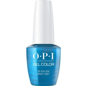 OPI GelColor Soak Off Gel Polish - DO YOU SEA WHAT I SEA 0.5 oz. (GCF84A)
