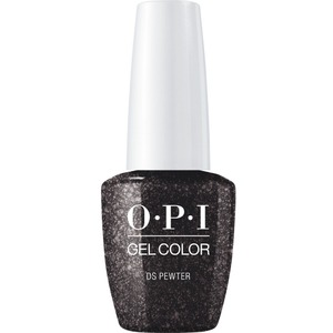 OPI GelColor Soak Off Gel Polish - DS PEWTER 0.5 oz. (GCG05A)