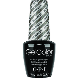 OPI GelColor Soak Off Gel Polish - DS Pewter 0.5 oz. (GCG05)