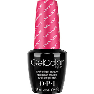 OPI GelColor Soak Off Gel Polish - Dutch Tulips 0.5 oz. (GCL60)